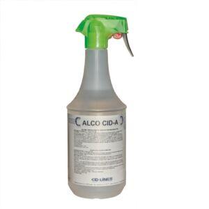 Alcocid-A spray  oppervlakteontsmetting 1L - 1 stuk