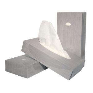 Tissue Doekjes 2-L Wit soft