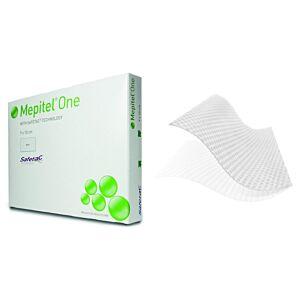 Mepitel One wondcontactlaag 9x10cm - 5 stuks