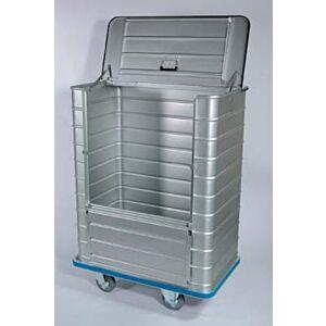 Aluminium vuil linnenwagen