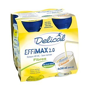 Delical Effimax 2.0 vervangvoeding