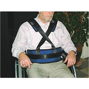 Safebelt bekkengordel+schouder