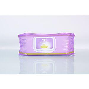 Moisturizing wipes XXL Cocune 64 st x 12/doos