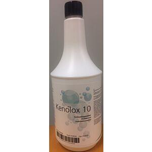Kenolox 10   Desinfectiemiddel Product voor oppervlakte- en ruimtedesinfectie op basis van melkzuur