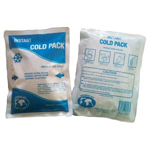Koud kompres - Instant cold pack wegwerp