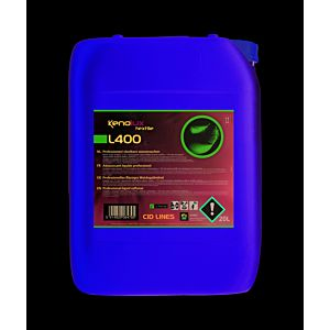 Kenolux Textile L400 Professioneel vloeibare wasverzachter