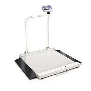 Kern digitale rolstoelweegschaal met beugel MWA300K-1PM