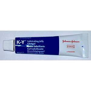 KY-glijmiddel gel in tube