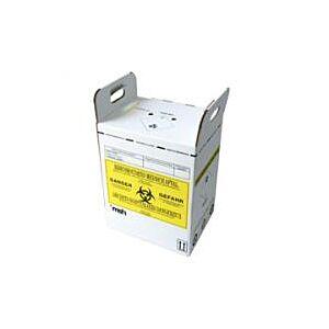 Kartonnen door voor naaldcontainers)