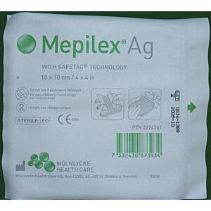 Mölnlycke - Mepilex AG - 6 x 8,5 cm