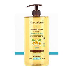 Evoluderm Shampoo Monoi a la folie 6x1L - Vervangt ref 5146 Shampoo met honing 6x1L