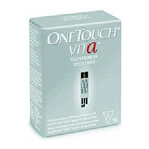 One Touch Vita glucosestrips