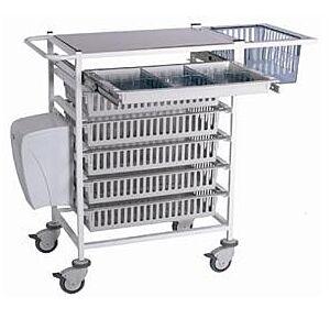 Open modulaire verpleegwagen