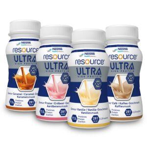 Resource Ultra Voordeelpack 24x 125ml (kies uw smaak)