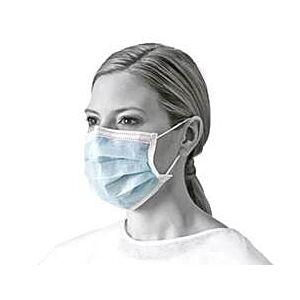 Mondmasker met bacteriele filter
