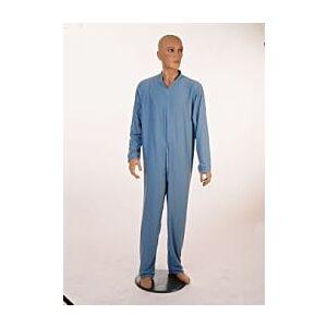Pyjama met benen- en zijrits