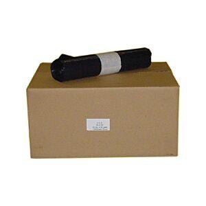 Vuilniszakken 70/110 LDPE 50micron zwart